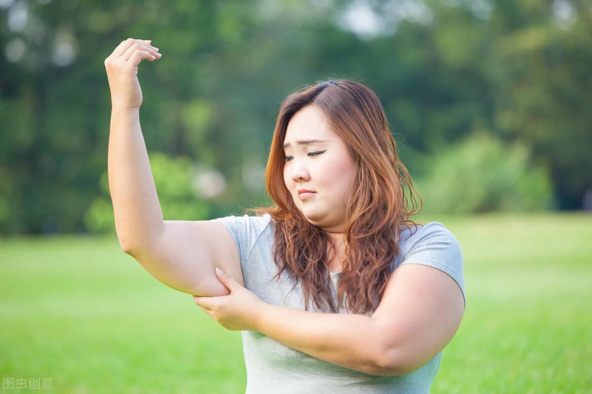 减肥不看体重!3个方法降低体脂率,减掉身上多余赘肉!