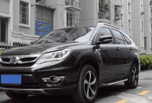 原装最厚的国产SUV,一键启动,是聪明人的选择