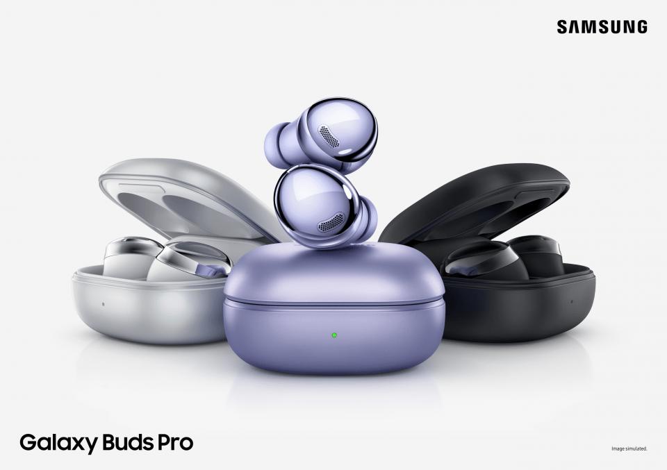 """三星Galaxy Buds Pro新品发布:每时每刻,非同凡""""响"""""""