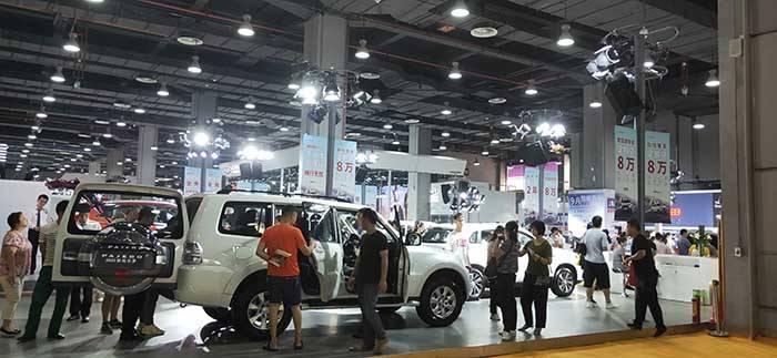 原创《越野家族》来了!广汽三菱越野车将在2021广州国际采购车展上亮相
