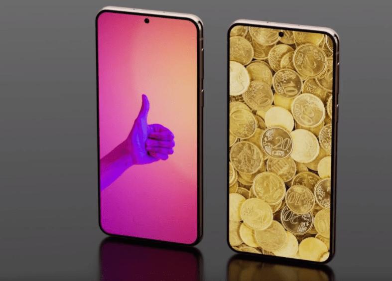 这是什么操作?三星宣传新手机,官方账号用的却是苹果?