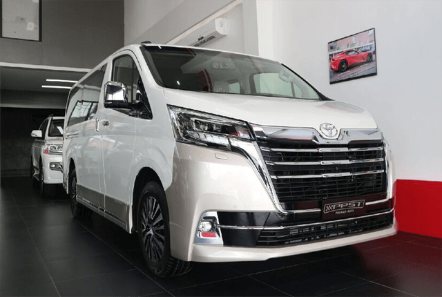 原装新一代丰田海狮到店,气田没有丢二发,搭载3.5L V6动力
