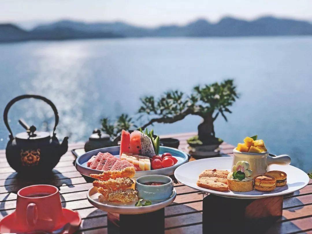 499含鱼头餐!5000㎡欧式湖景城堡,泳池草坪大公区超适合遛娃