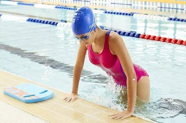 越来越多的女性爱上游泳,原因竟然是这样……