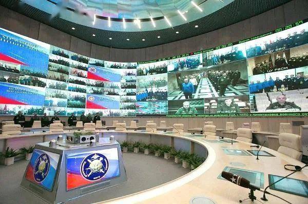 世界首个全军事单位统一指挥系统——俄罗斯国家防御指挥中心