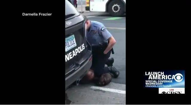 美国FBI调查明尼阿波利斯4名白人警察对黑人暴力执法-WordPress极简博客