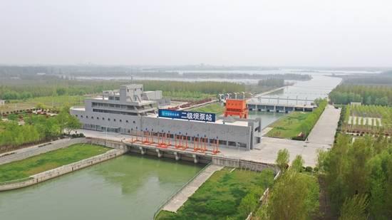 山东省骨干水网工程总长度1459公里
