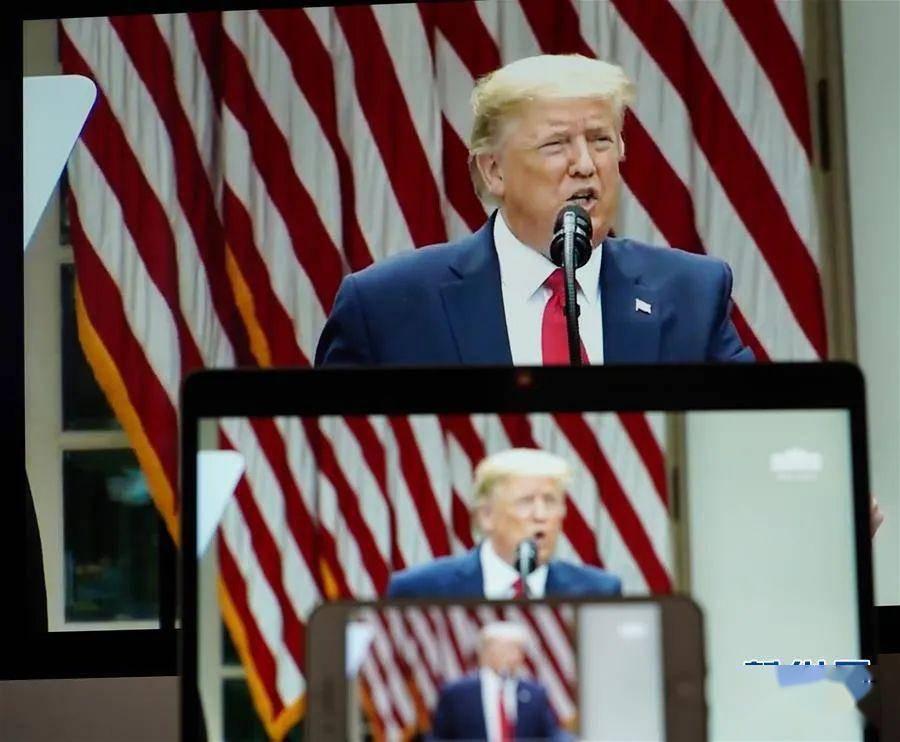 特朗普宣布美国将终止与世卫组织的关系 还提到了中国......