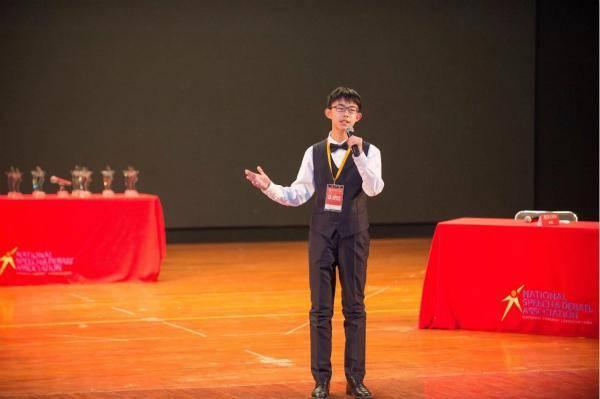 王博正:16岁就已叱咤国内外机器人竞技赛场6年多