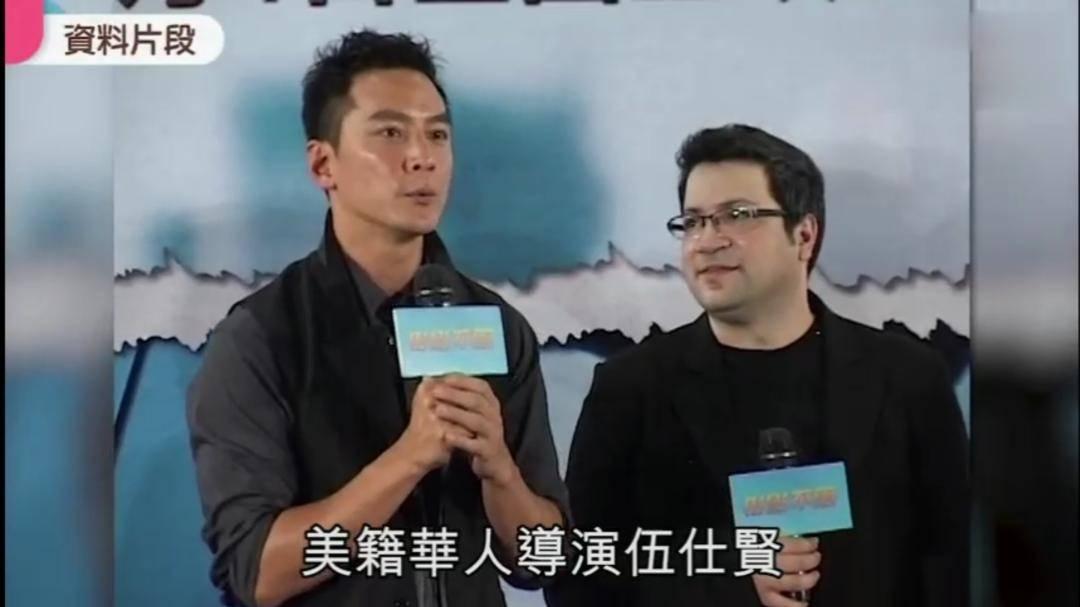 赌王千金何超仪闻拍《赌王传》,大骂美籍导演有违道德!