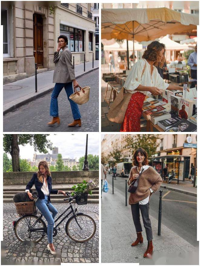 做巴黎女人,你不必是个法国人