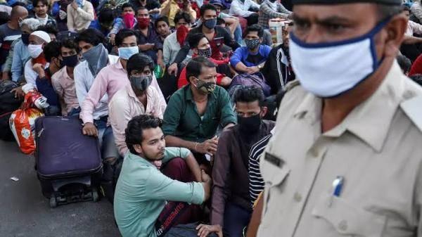 印度新增8171例新冠肺炎确诊病例 累计达198706例