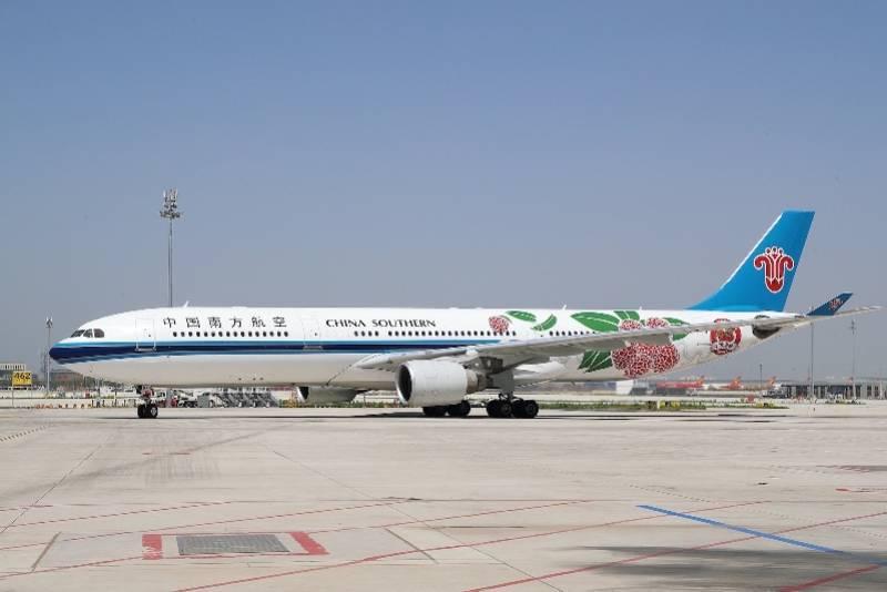 南航新开一批国内航线,全力恢复广州深圳等地运力