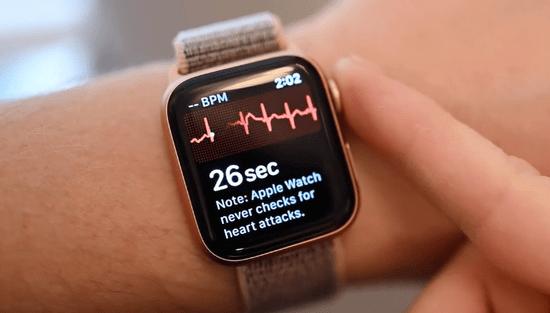 小米电视-ITMI社区-苹果预备在巴西和日本推出Apple Watch ECG功能(1)