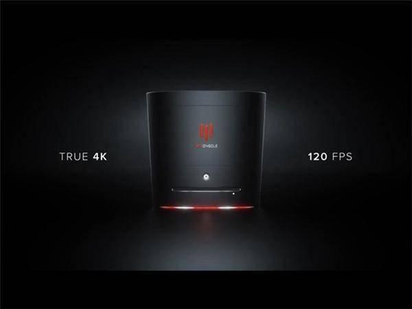 肯德基发布游戏主机!支持4K/120F