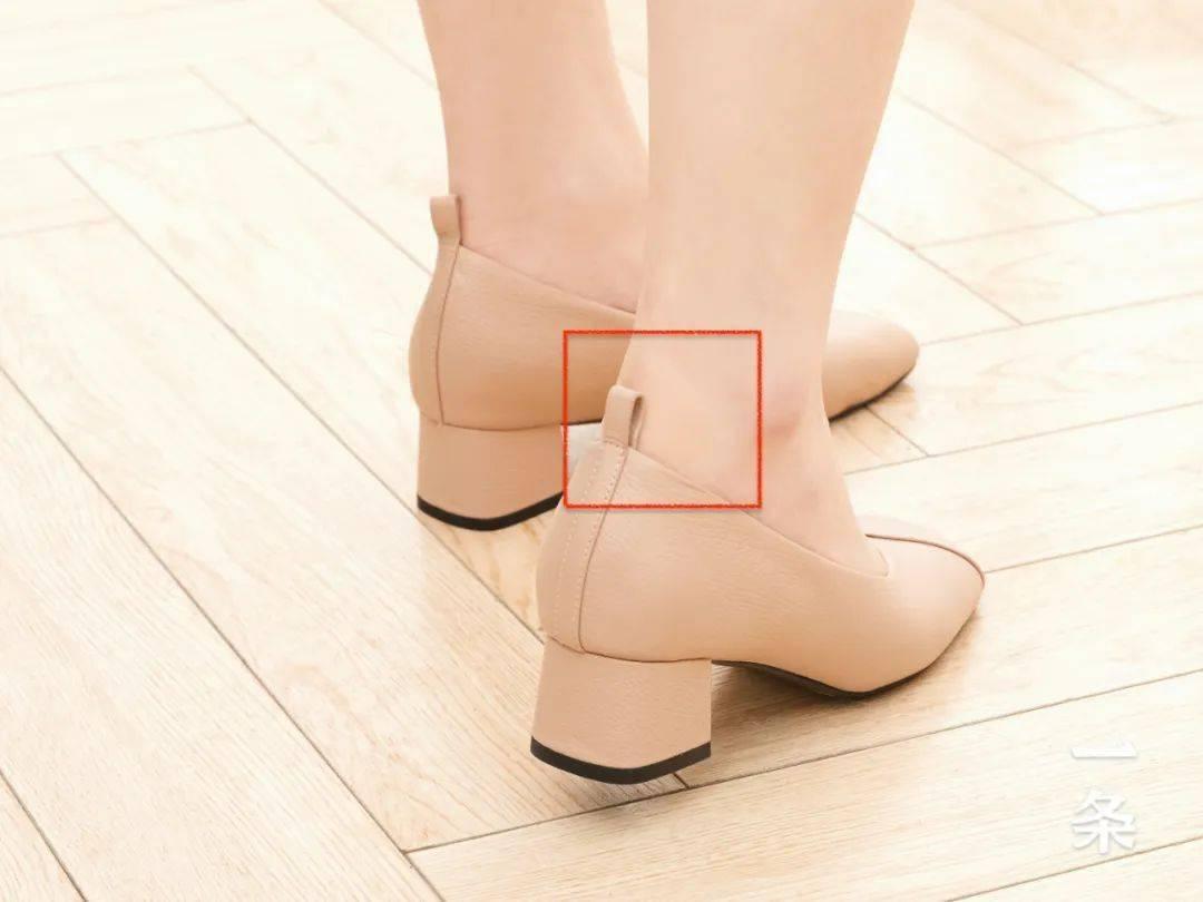 一招解决鞋子磨脚,穿着高跟鞋也能跑