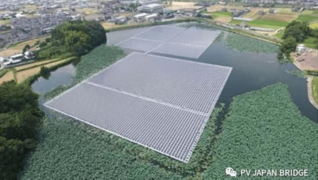 工业用步进电机,三菱电机和三井住友建设联合试水的日本水上太阳能电站,三年来运营良好。_电池板