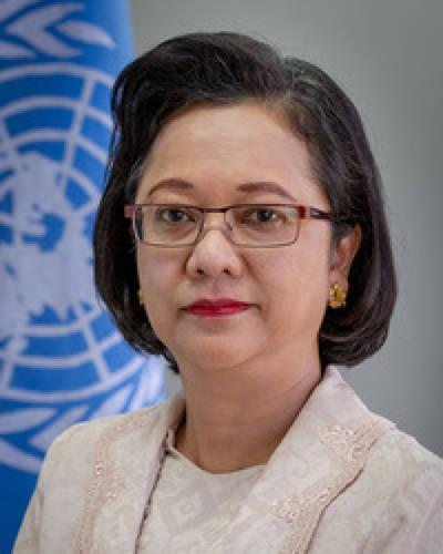 """联合国高官:不应把""""恢复常态""""当成目标"""