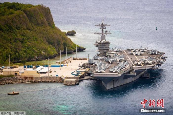 """美海军:""""罗斯福号""""航母前舰长不会复职"""