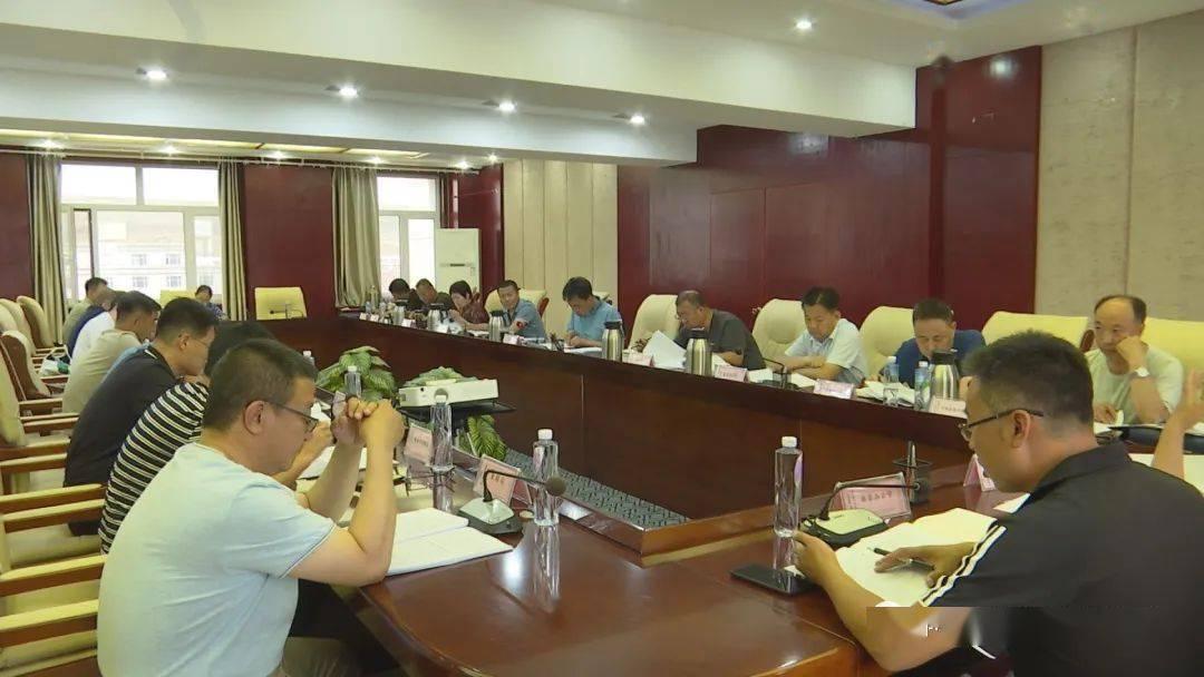【要聞】阿巴嘎旗召開牧區現代化試點建設2020—2021年實施方案細化方案討論會