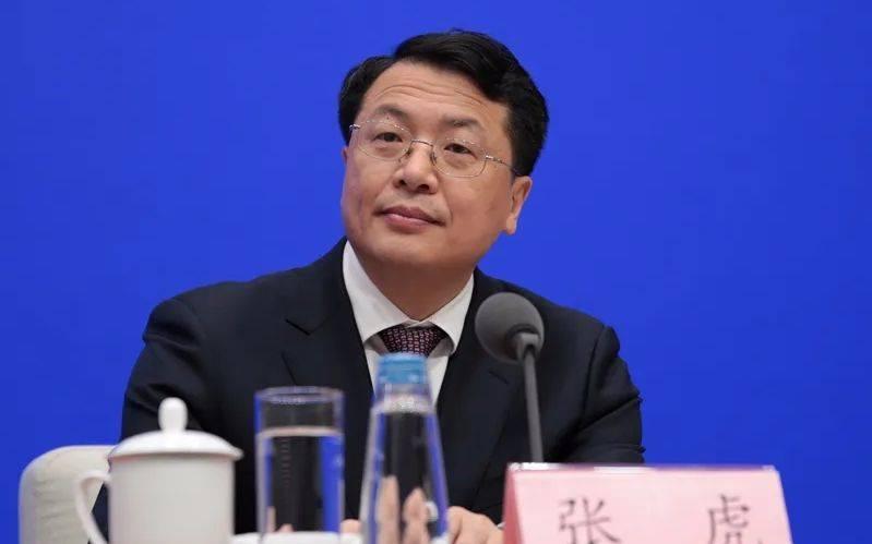 张虎任广东省委常委、政法委书记