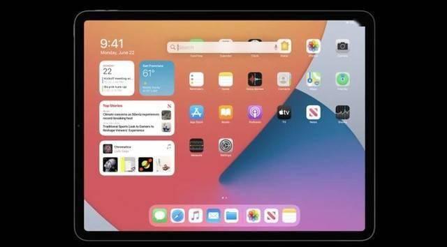 平板电脑新系统iPadOS14公开 更智能的搜索