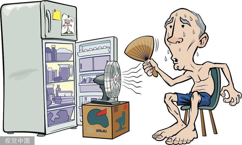 夏季多出汗能减肥吗?快看看防暑降温的十大误区你中了几个 减肥误区 第5张