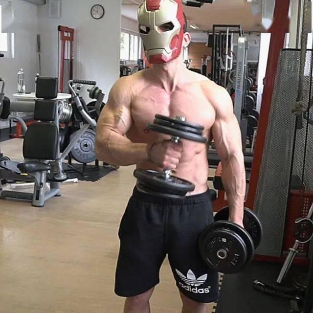 健身12年从未用过任何补剂,一样练出逆天惊人身材! 高级健身 第21张