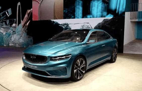 吉利全新旗舰轿车有望在今年内推出 网友:沃尔沃S90?