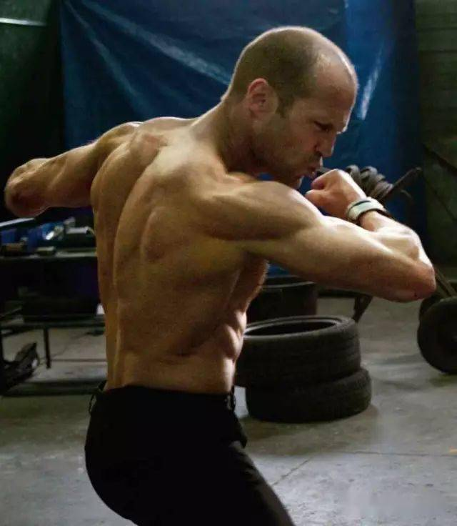 有一种背,叫杰森斯坦森的背! 锻炼方法 第8张