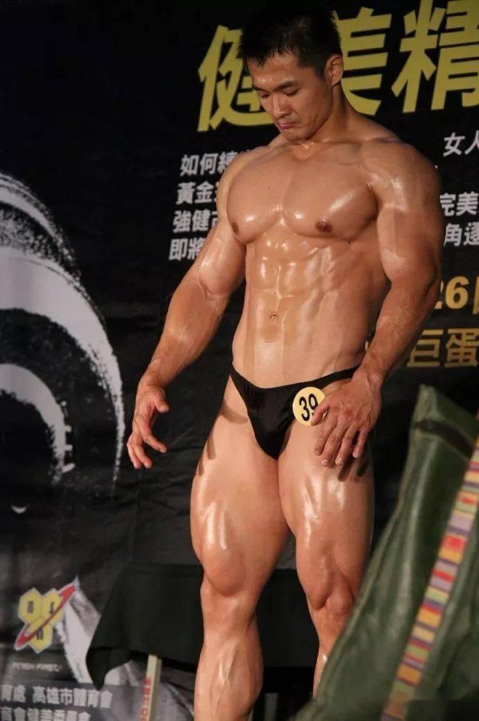 台湾最强壮法医,你们感受一下 锻炼方法 第2张
