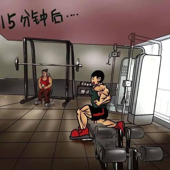 女生占器械被男生暴打,引网友争议!! 锻炼方法 第12张