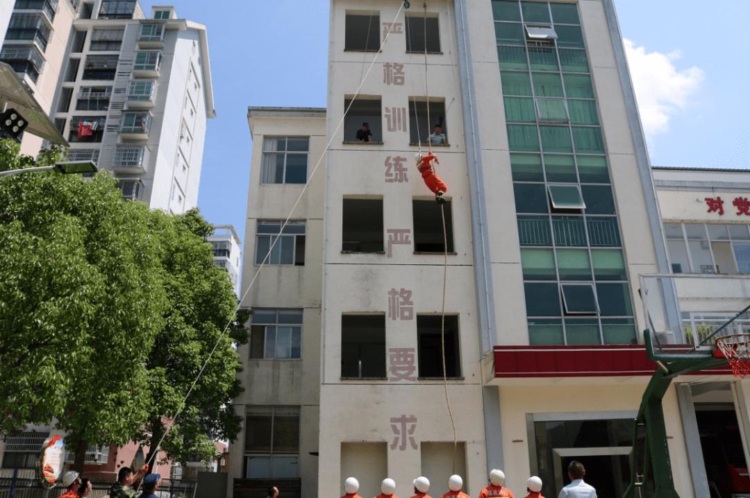 浙荣市民自发为消防员做这些事,超暖心…