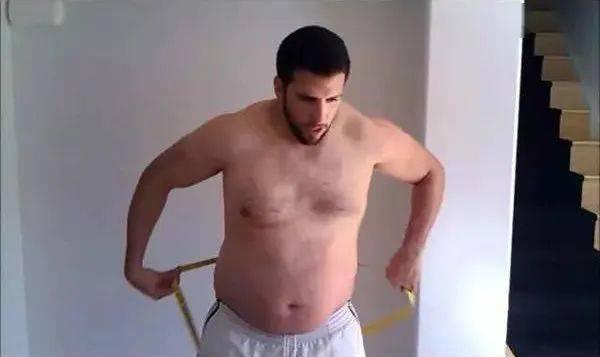 从肌肉男到死胖子,再从死胖子到肌肉男!看完你就知道减肥有多难了! 中级健身 第10张