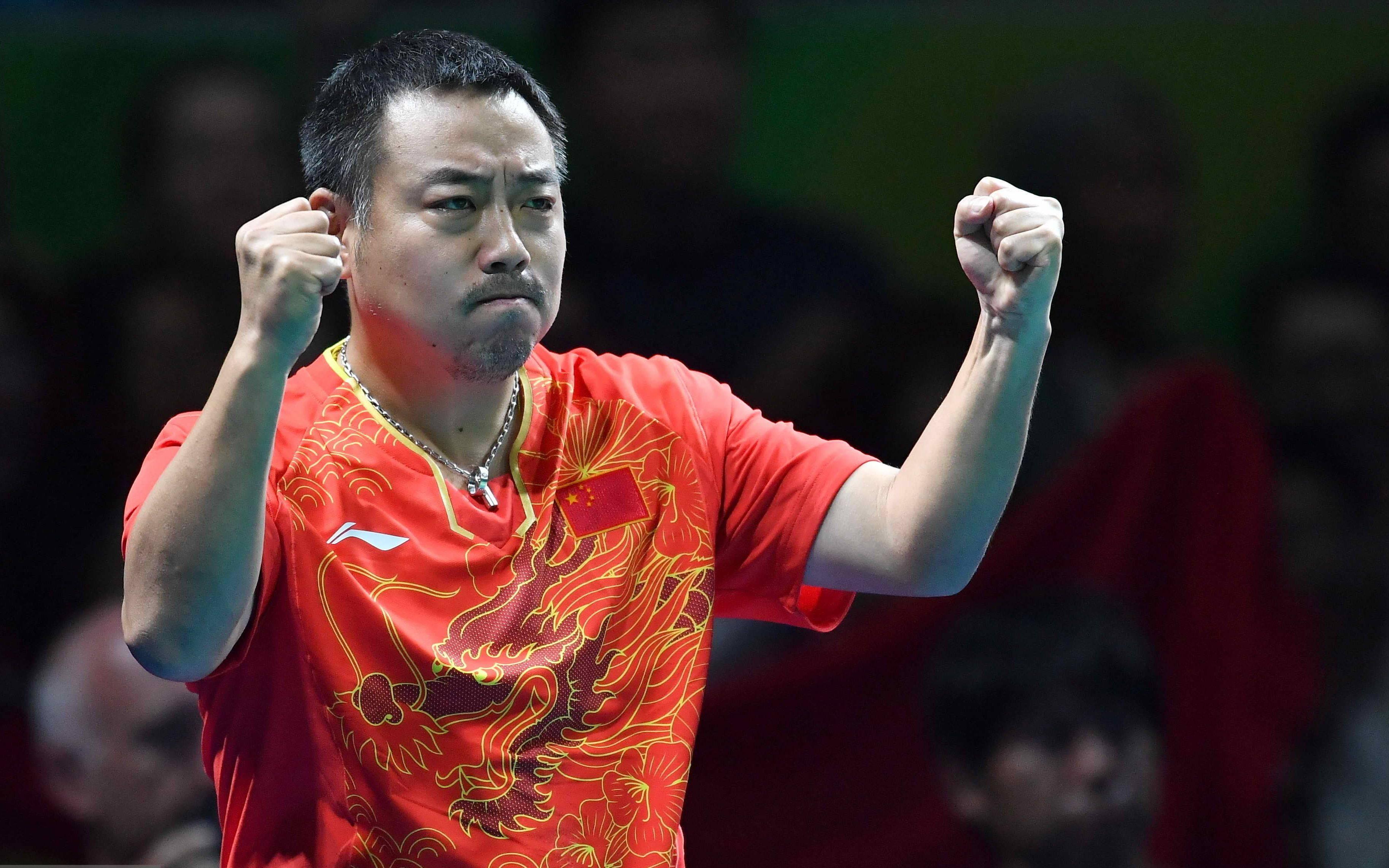 刘国梁先生担任世界乒乓球联盟理