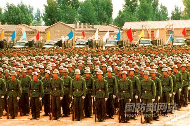 我军预备役部队穿什么军服,你了解多少?