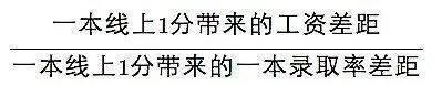 陈沁:高考上一本或二本,毕业五年十年后收入差距多大 国内新闻 第4张