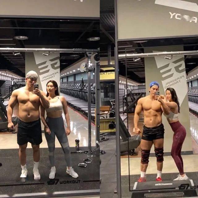 找个有肌肉的男朋友后,有多爽? 锻炼方法 第5张