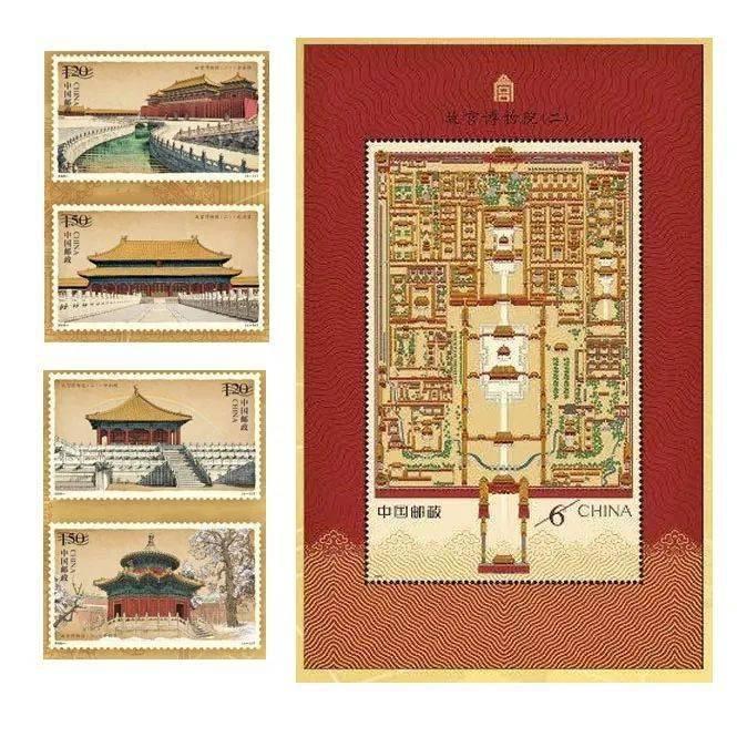 下半年第一套邮票故宫博物院邮票发行量公布,回顾上半年邮票行情