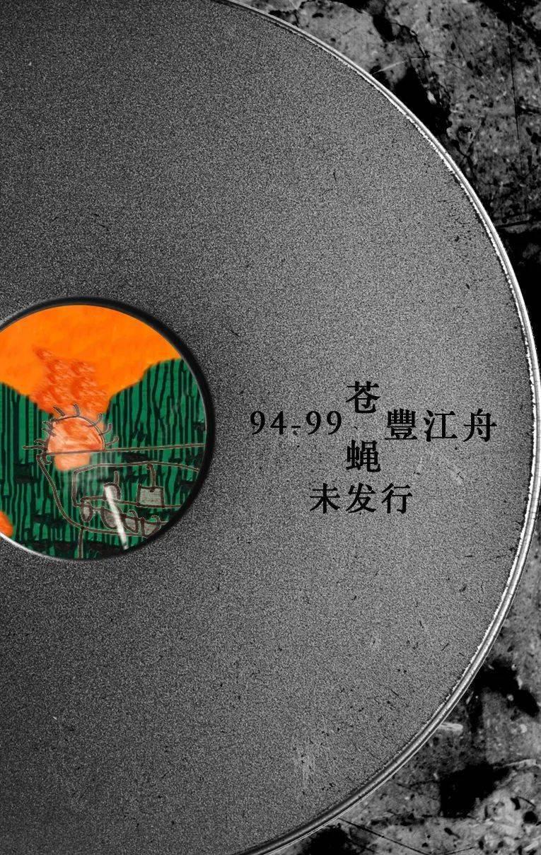 关于《94-99苍蝇 丰江舟未发行》一些说明