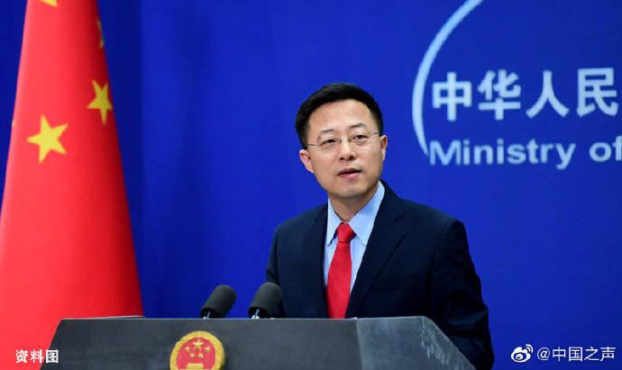 外交部:70多个国家表态支持中国涉港立法,公道自在人心