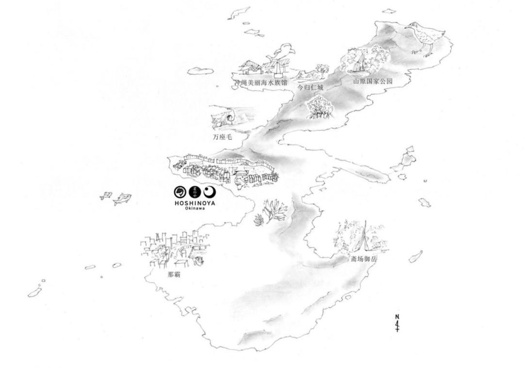 地圖 簡筆畫 手繪 線稿 1080_759