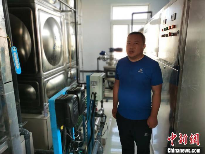 """通讯:中国西部县城化德的""""北京声音"""":""""我们走在奔小康的路上"""""""