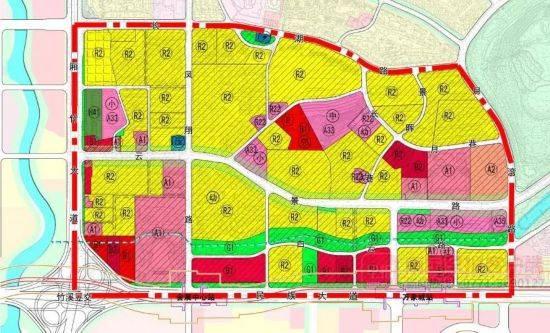 南宁凤岭片区拟进行规划调整,将增中小学和托儿所各一所