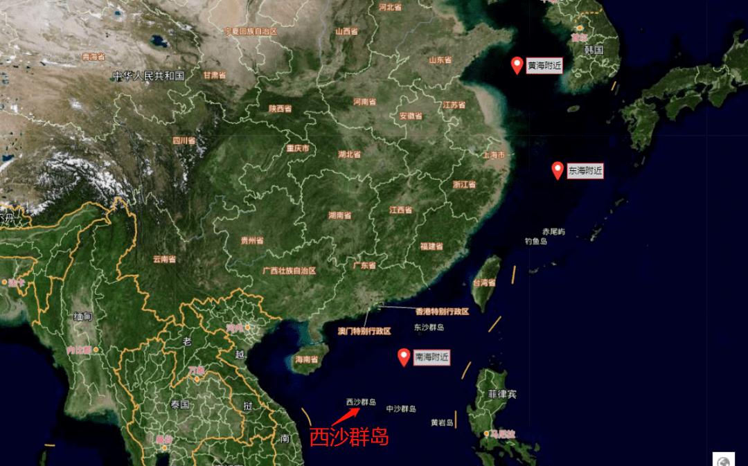 """中国南海大练兵 美国派双航母""""凑热闹""""是何居心?"""