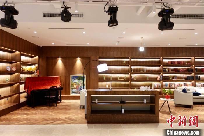 中以(上海)创新园以色列科技文化沙龙揭牌