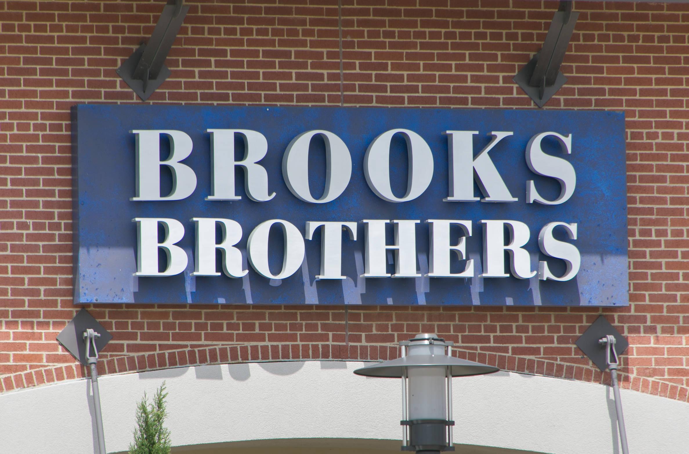 美国服装品牌布克兄弟申请破产保护