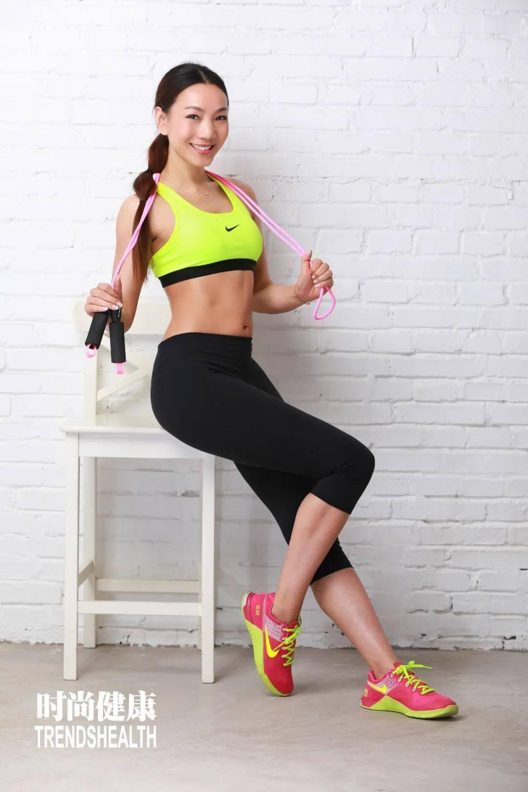 【健康榜样】健身她时代来临:有人收获幸福,有人获取快乐…