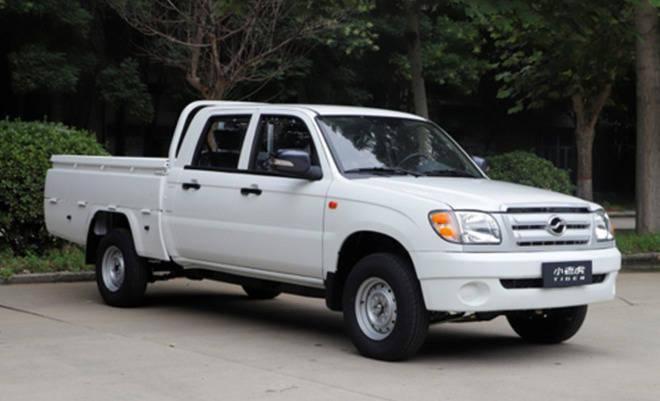 中兴小虎队1.5T型号上市价格为5.98-6.43万元