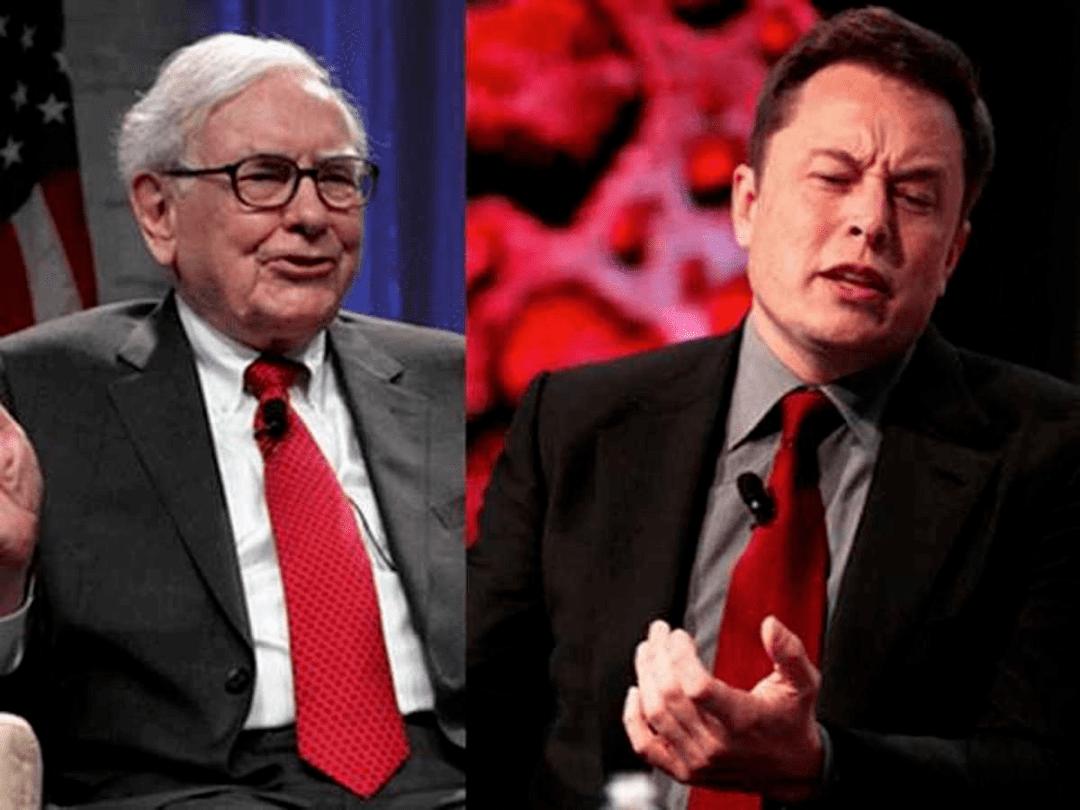马斯克身价破700亿美元,超越巴菲特,成为全球第七富豪